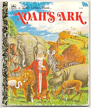 Noah's Ark - Little Golden Book