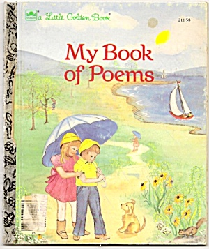My Book Of Poems - Little Golden Book
