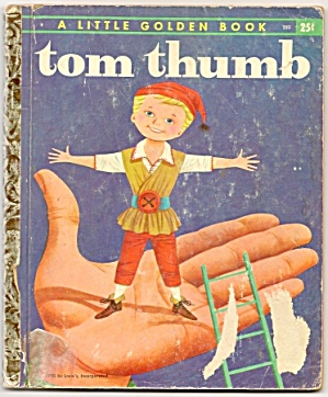 TOM THUMB - Little Golden Book (Image1)