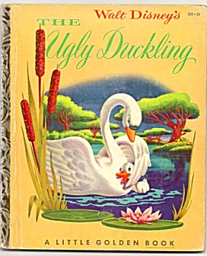 Disney THE UGLY DUCKLING - Little Golden Book (Image1)