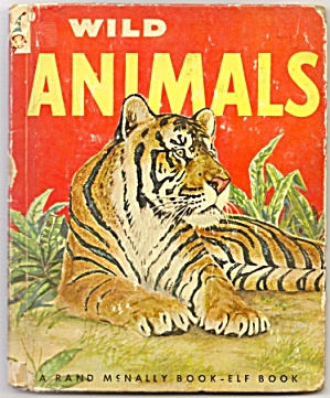 WILD ANIMALS Elf Book (Image1)
