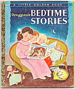 Tenggrens Bedtime Stories Little Golden Book