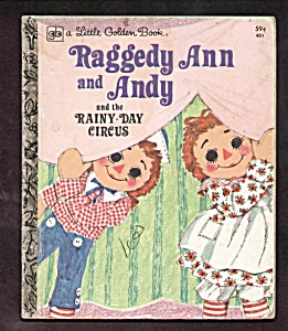 RAGGEDY ANN AND ANDY AND THE RAINY DAY CIRCUS - Lgb (Image1)