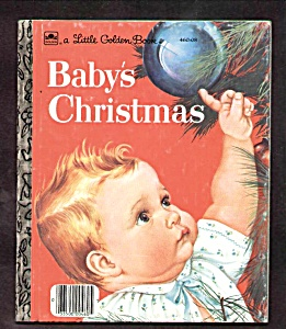 Babys Christmas - Little Golden Book - Wilkin
