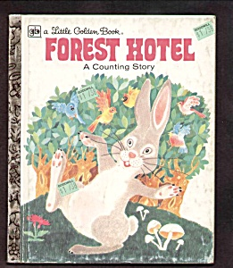 Forest Hotel - A Counting Story - Little Golden Book