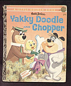 Yakky Doodle And Chopper (Yogi Bear) Little Golden Book