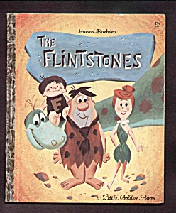 The Flintstones - Little Golden Book