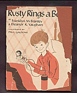 Rusty Rings A Bell - Weekly Reader Childrens Book