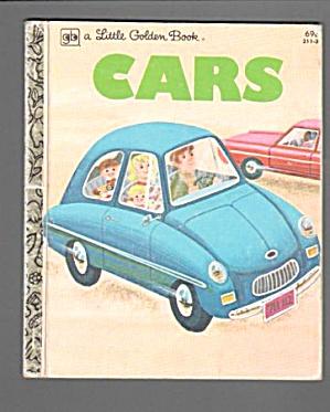 CARS 1979 Little Golden Book (Image1)