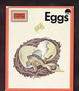Eggs Wonder Starters Childrens Book 1971