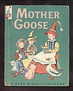 MOTHER GOOSE  Elf Book #8300 (Image1)