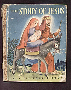 STORY OF JESUS - Little Golden Book (Image1)