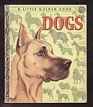 Dogs - Little Golden Book