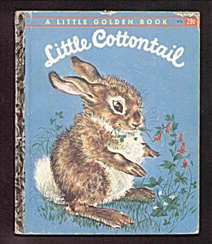 Little Cottontail - Little Golden Book