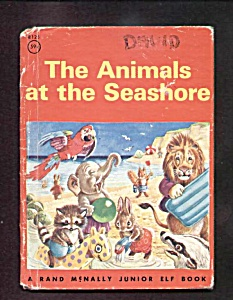 The Animals At The Seashore Jr. Elf Book