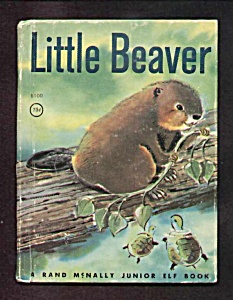 Little Beaver Jr.. Elf Book