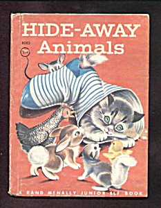Hide-away Animals Jr. Elf Book