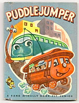 PUDDLEJUMPER Jr. Elf Book (Image1)