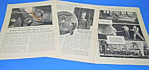 1927 FIRE SAFETY LABORITORIES Mag Article (Image1)
