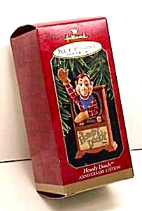 HOWDY DOODY Hallmark Ornament (Image1)
