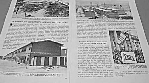 1918 RECONSTRUCTION OF HALIFAX Mag. Article (Image1)
