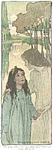 C.1900 Jessie Willcox Smith Children Print