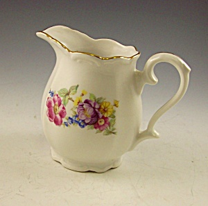 Vintage Bareuther Bavaria Germany Us Zone Creamer