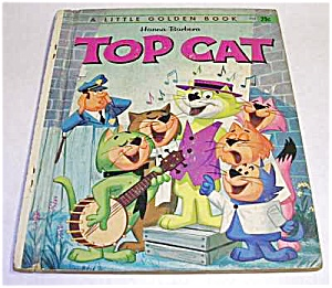 Hanna-barbera Top Cat - Little Golden Book