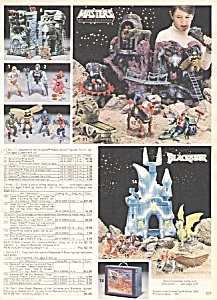 Masters Of The Universe Toy Pages+1984 Wish Book