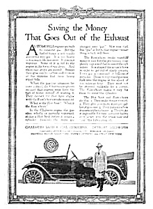 1920 CHALMERS MOTOR CAR Magazine Ad (Image1)