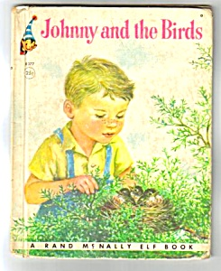 JOHNNY AND THE BIRDS Elf Book - 1950 (Image1)