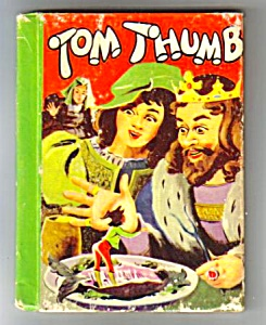 Tom Thumb Little Color Classic Book - 1942