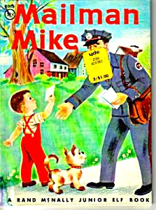 Mailman Mike Jr. Elf Book