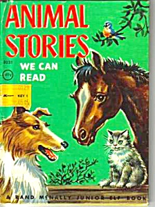 Animal Stories We Can Read Jr. Elf Book