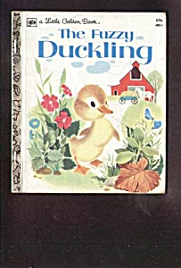 The Fuzzy Duckling - Little Golden Book