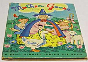 Mother Goose Jr. Elf Book
