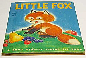 Little Fox Jr. Elf Book - 1961