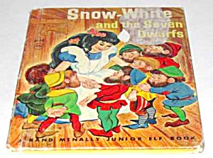 Snow White/seven Dwarfs Jr. Elf Book