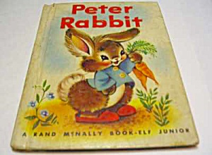 PETER RABBIT Jr.  Elf Book (Image1)