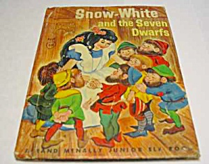 Snow White And The Seven Dwarfs Jr. Elf Book