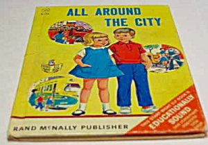 All Around The City Start-right Elf Book