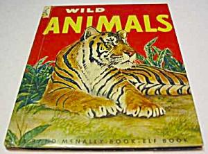 WILD ANIMALS Elf Book (Image1)