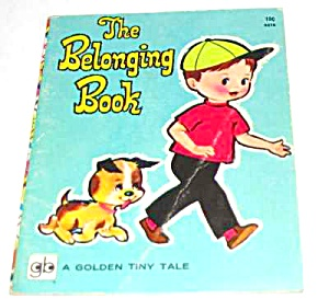THE BELONGING BOOK Golden Tiny Tales Book (Image1)