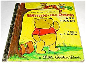 WINNIE THE POOH And TIGGER - Little Golden Book (Image1)