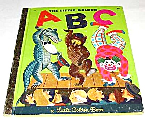 The Little Golden A B C - Little Golden Book