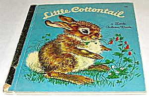 LITTLE COTTONTAIL - Little Golden Book (Image1)