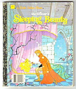 Disney SLEEPING BEAUTY Little Golden Book (Image1)