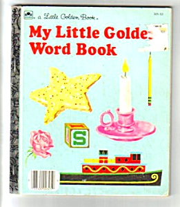 MY LITTLE GOLDEN WORD BOOK (Image1)