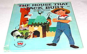 The House That Jack Built Wonder Book