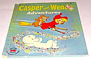Casper And Wendy Adventures Wonder Book